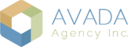 agency logo sideways
