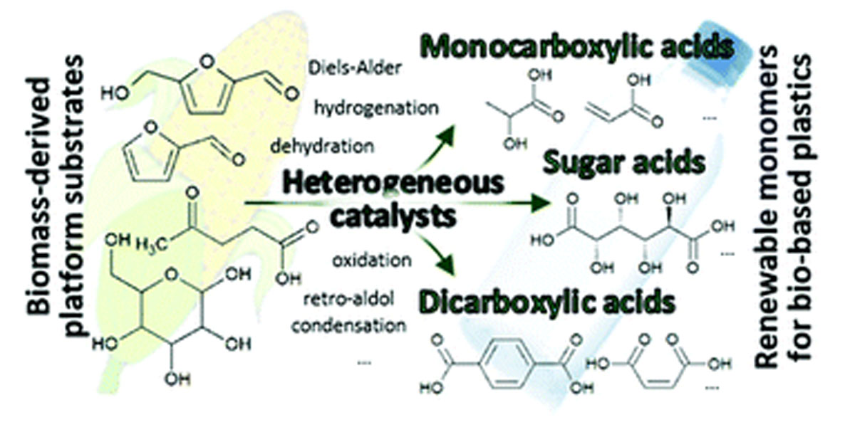 Advances in catalytic