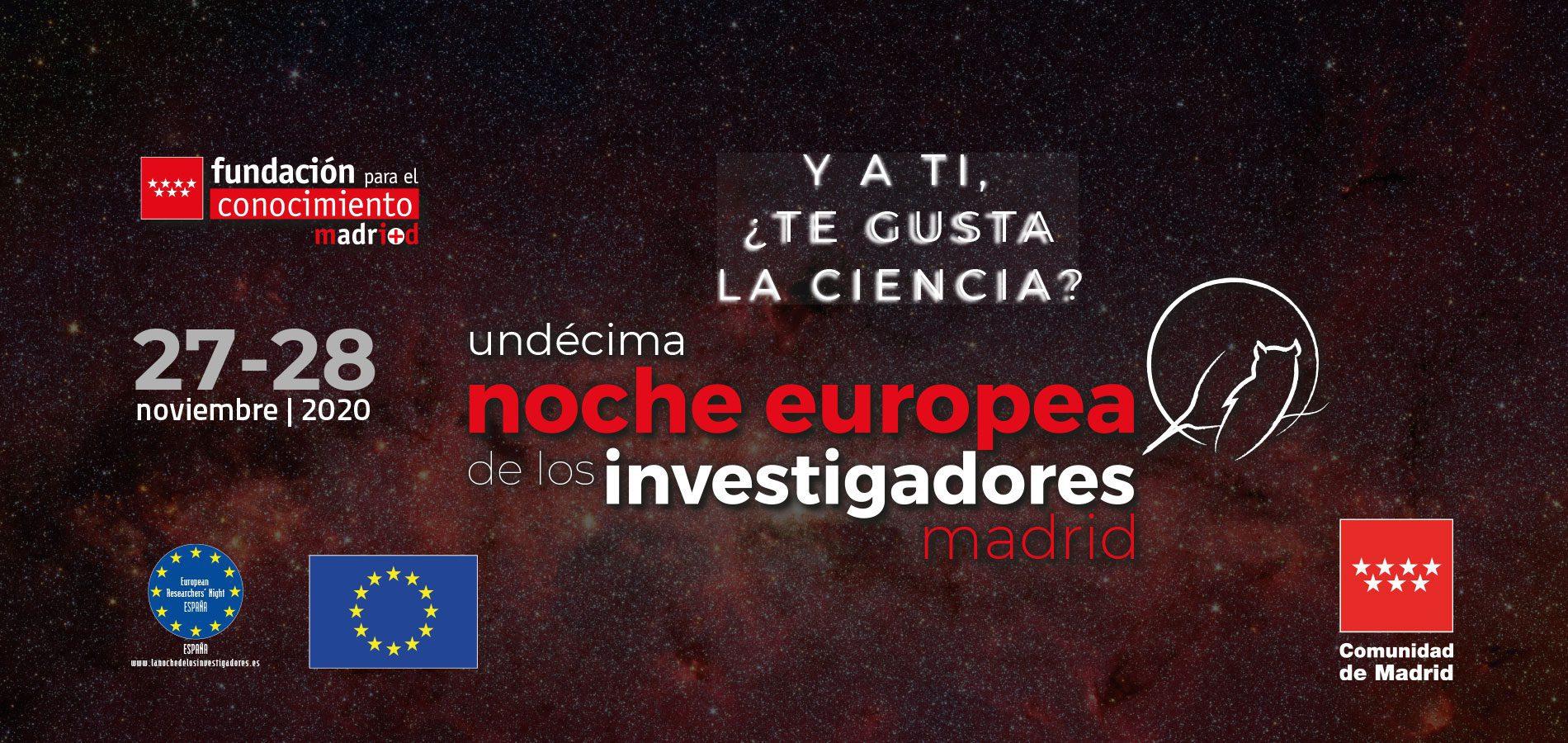 ICP Noche de los investigadores