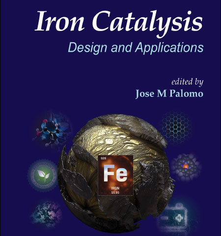 Iron Catalysis coverC