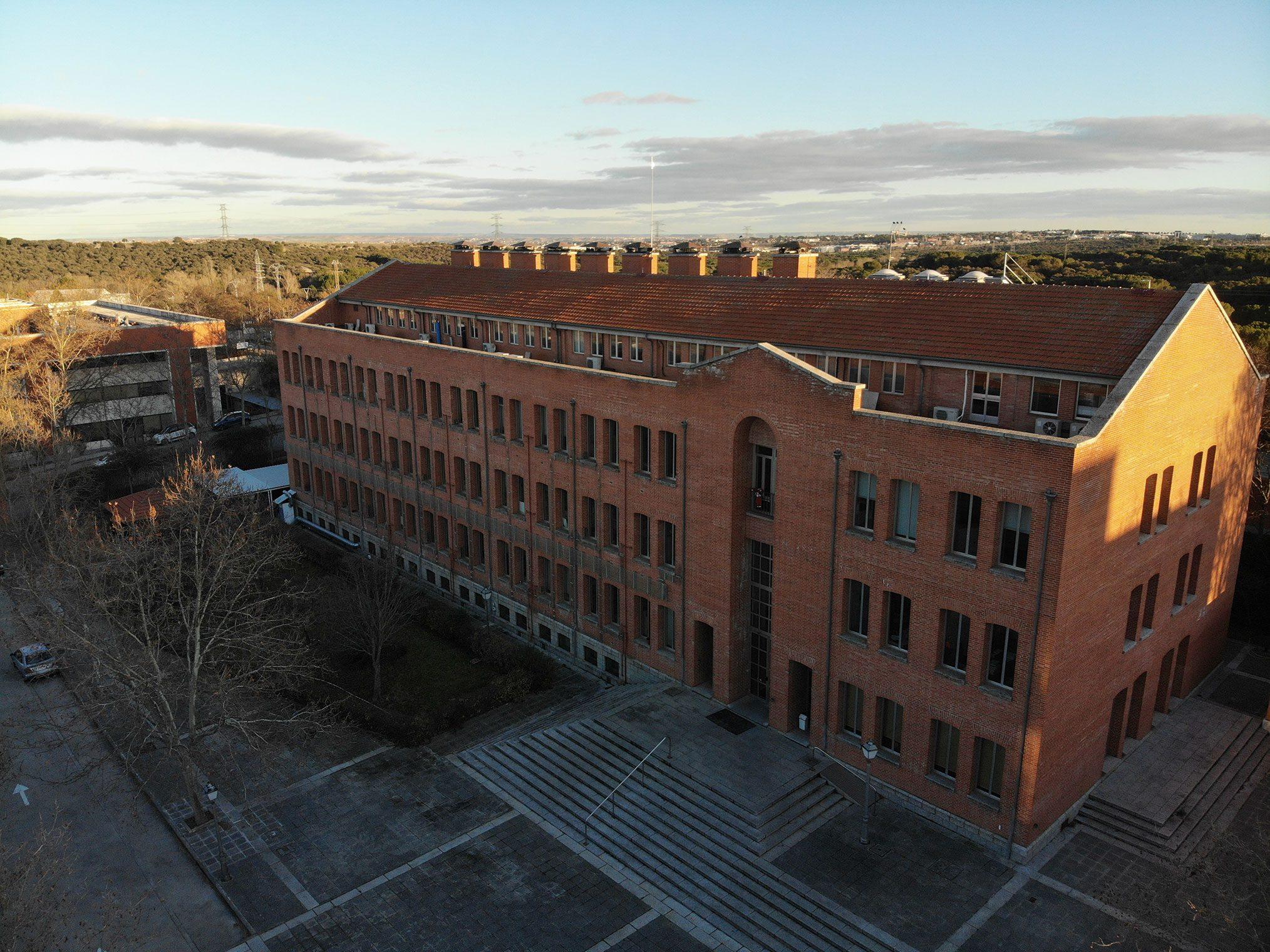 Edificio ICP Dron 03