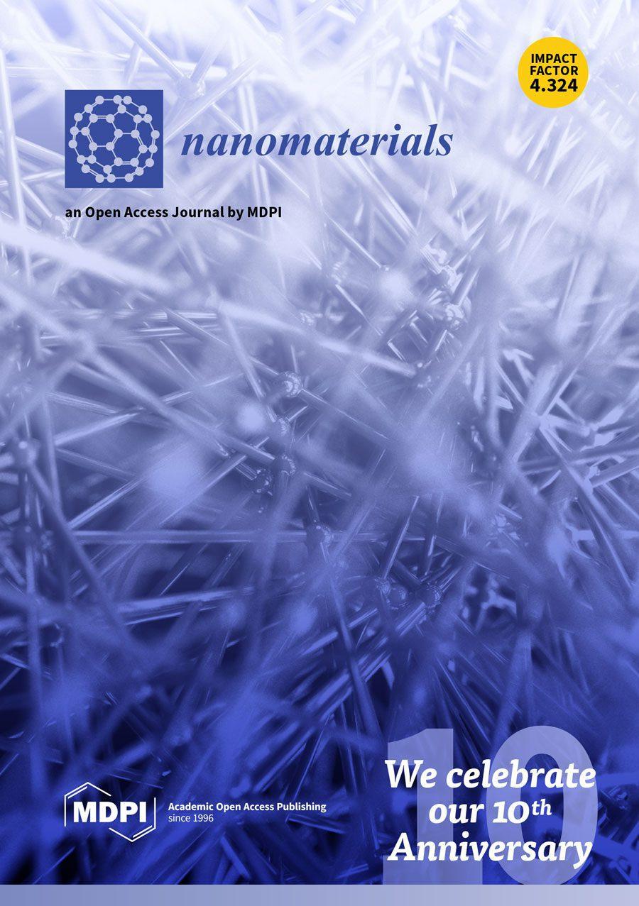 nanomaterials mdpi flyer