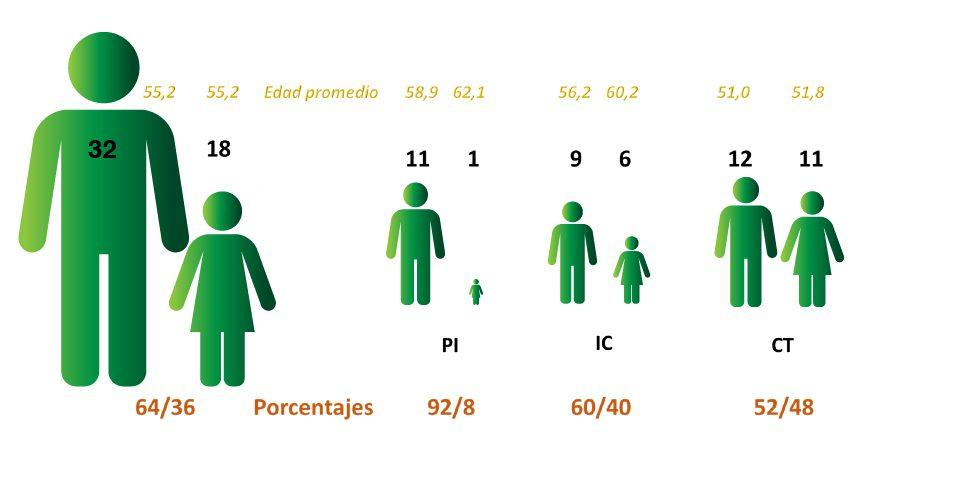 Igualdad Personal del ICP investigador