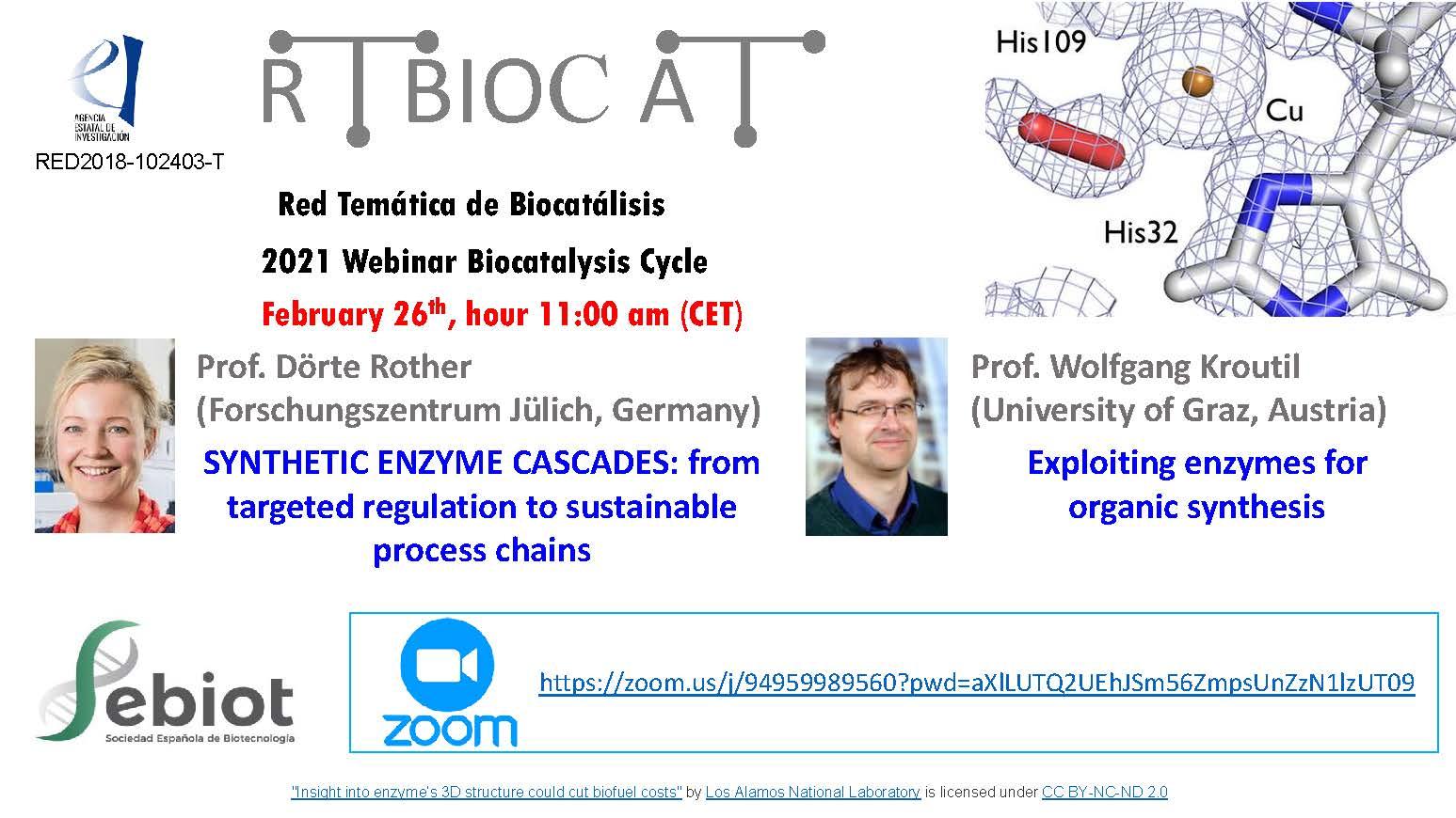 Webinar Biocatalysis 26 02 2021 Roether Kroutil